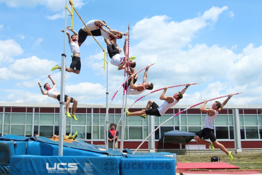 pole vault Polecats pole vault club  just a reminder  monthly payments  are due at the beginning of the month: $165/twice a week $110/once a week.